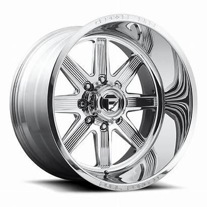Wheels Fuel Forged Polished Ff20 Lug Wheel