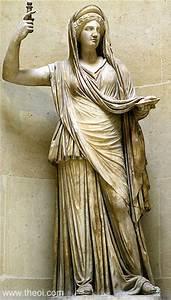Juno-Hera Campana - Ancient Greco-Roman Statue