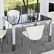 Esszimmertisch Glas Ausziehbar : tisch schwarz glas preisvergleich g nstige angebote bei ~ Frokenaadalensverden.com Haus und Dekorationen