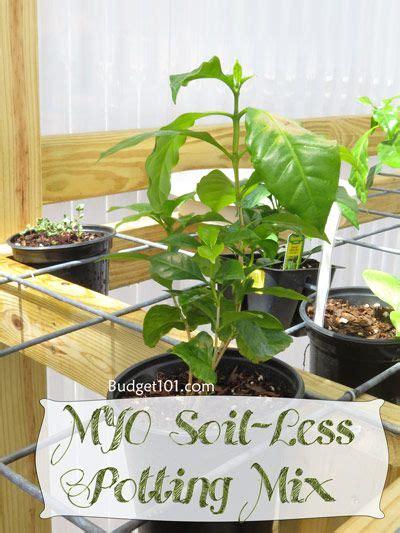 soilless potting mix 17 best images about garden on pinterest gardens vegetable garden planner and plants