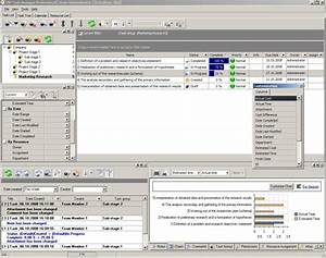 Process Of Marketing Research And Process Scheduling Software