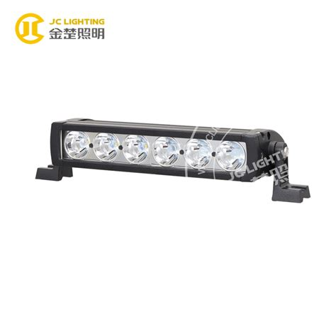 waterproof boat led work light bar 30w 12v 24v cree led
