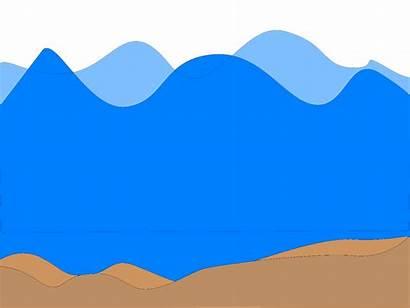 Ocean Clip Floor Cartoon Bottom Clipart Svg