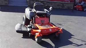 Husqvarna 54 U0026quot  Rz5426 Zero Turn Lawn Mower With 26 Hp