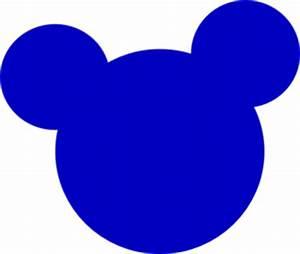 Mickey Mouse Clip Art at Clker.com - vector clip art ...