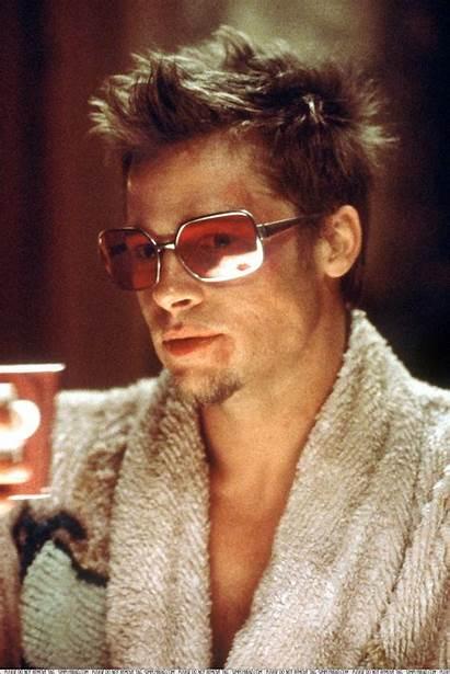 Tyler Durden Brad Fight Club Sunglasses Pitt