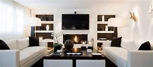 Aménagement D Un Salon : d co en ligne vous donne la recette d un salon design ~ Zukunftsfamilie.com Idées de Décoration