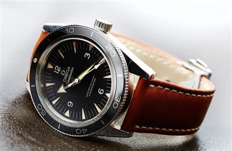 Omega Seamaster 300 Master Co-axial In-depth Review