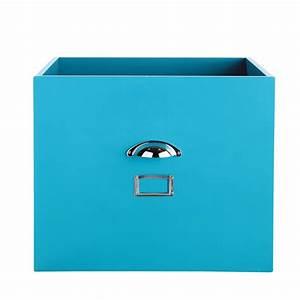 Casier De Rangement Métal : casier de rangement en m tal bleu l 45 cm tonic maisons ~ Dode.kayakingforconservation.com Idées de Décoration