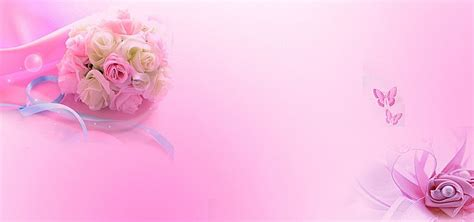 taobao romantic  marriage poster background