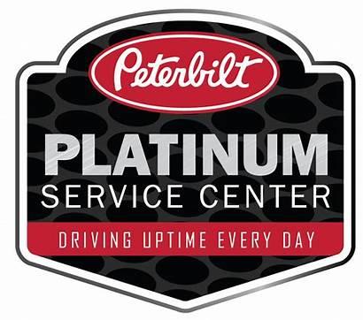 Peterbilt Platinum Uptime Truck Pb Driving Locations