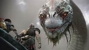 God of War 2018 PS4 4K Wallpapers