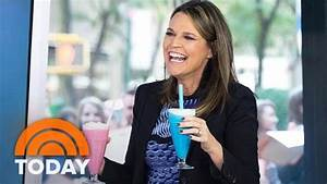 Savannah Guthrie Reveals Gender Of Her Baby | TODAY - YouTube