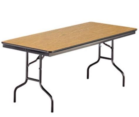 6 foot table in inches 6 foot x 30 inch plywood banquet table rentals new orleans
