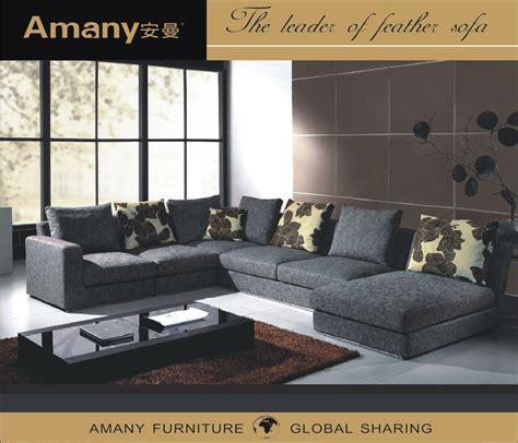 sofa de luxe sofa de tissu sofa moderne a9619 sofa de