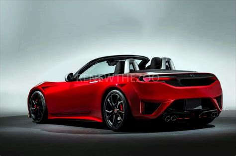 S2000 Type R by Honda 2018 Honda S2000 Type R Offered With A Powerful