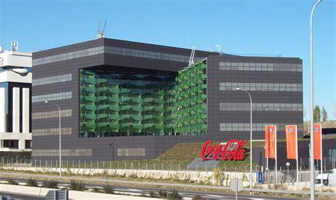 siege coca cola file coca cola offices madrid spain 04 jpg wikimedia