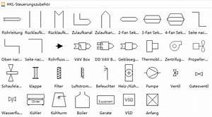 Durchfluss Rohr Berechnen Druck : grundlegende symbole f r planung der hlk anlagen und ~ Themetempest.com Abrechnung