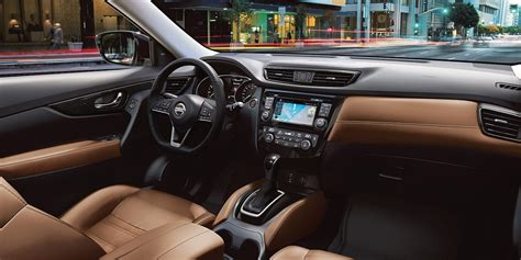 nissan  trail features technology safety