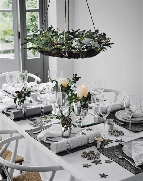 top 5 christmas table decoration ideas designspice dyh
