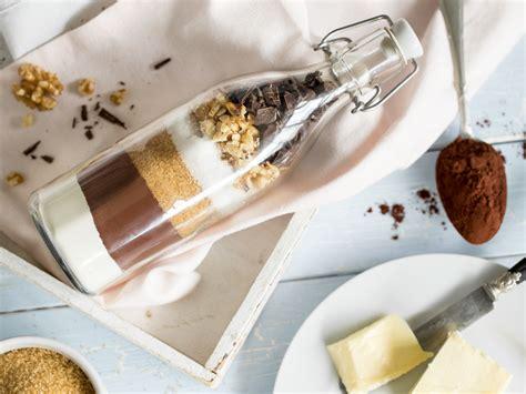 Geschenke Aus Der Küche 5 Backmischungen Im Glas