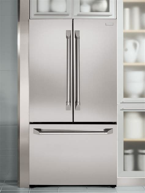 cabinet depth refrigerator counter depth refrigerators monogram professional kitchens