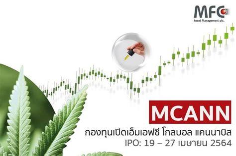 โลกธุรกิจ - MFCตั้งกองทุนรวมกัญชา เปิดขาย 19-27 เมษายนนี้