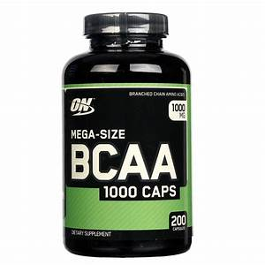 Optimum Nutrition Bcaa - 1000 Mg