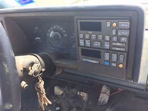 1991 Chevy Truck Chevrolet Pickup 1500 Good Engine And