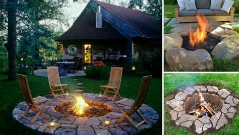 35+ Diy Fire Pit Tutorials
