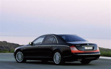 Maybach 57s Luxury Car Photos