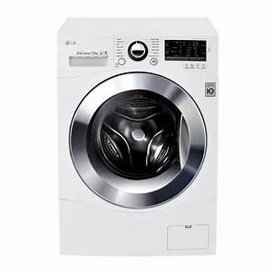LG WD1475NPW 7.5 kg Front Load Washing Machine | Home ...