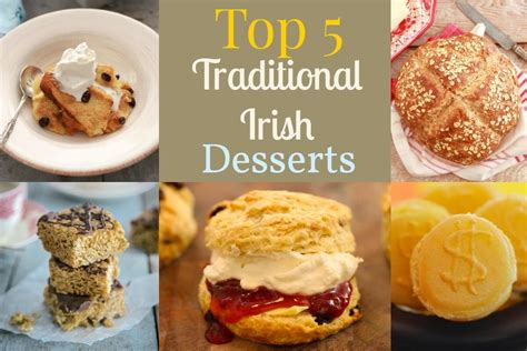 This year, dive into some of the best irish dessert recipes to round out your filling st. Top 5 Irish Recipes for Saint Patrick's Day! - Gemma's Bigger Bolder Baking