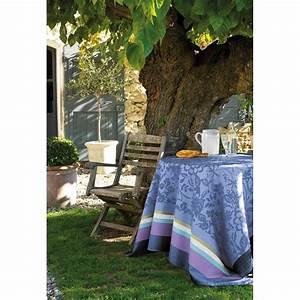 Tissu Enduit Pour Nappe : tissu enduit provencal ~ Teatrodelosmanantiales.com Idées de Décoration