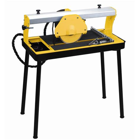 Tile Saw Bunnings by Qep 800w Electric Tile Bridge Saw Bunnings Warehouse