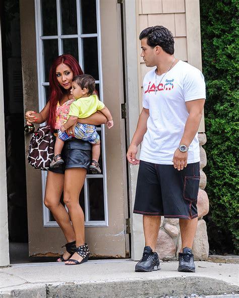 snooki family pictures nicole polizzi photos photos snooki and family at the
