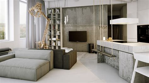 4 Homes Using Concrete As A Stylish Accent by 4 Homes Using Concrete As A Stylish Accent