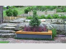 Build a garden bed with seat YouTube