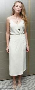 Amber Heard and Jada Pinkett Smith wow in white at Magic ...