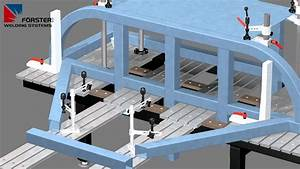 Welding Table System - 3d Welding Table - Modular Welding Tables  Jigs And Fixtures