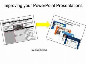Improve your presentation