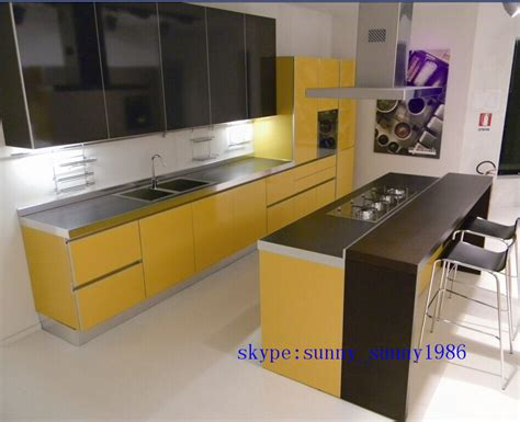 china  shape modular kitchen cabinet color combinations