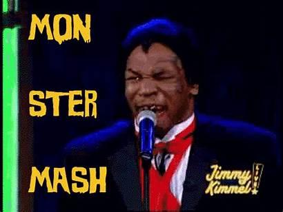 Tyson Mike Monster Halloween Mash Gifs Animated