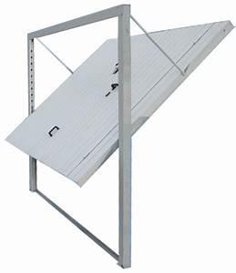 Montage Porte De Garage : porte de garage basculante facile poser axone spadone ~ Dailycaller-alerts.com Idées de Décoration
