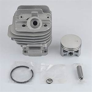 44mm Cylinder Piston Head Assembly Rebuild Kit Fit For