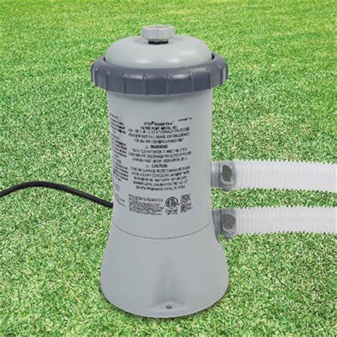 Intex Swimming Pool Pump Filter For Summer Swimming Pool
