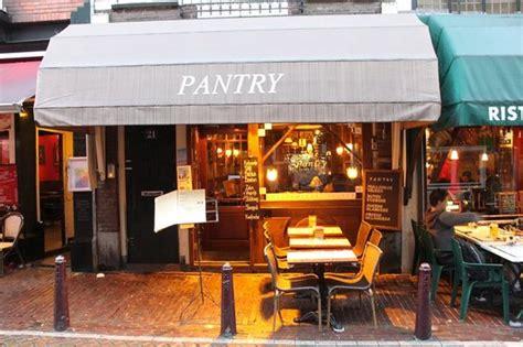 The Pantry Restaurant Amsterdam The Pantry Amsterdam Stadsdeel Zuid Restaurant