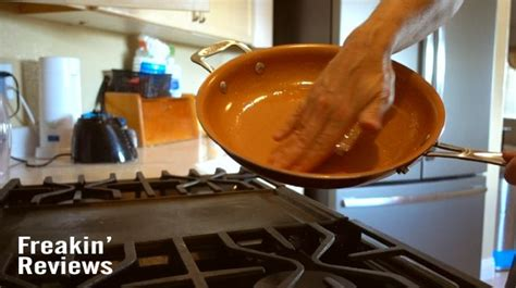 red copper pan review  day test  month update