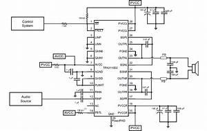 Tda7297 Amplifier Schematic