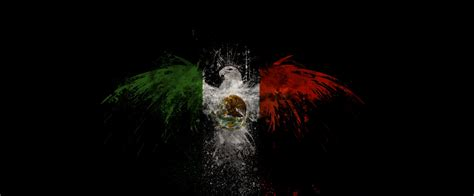 flag  mexico wallpaper  background image